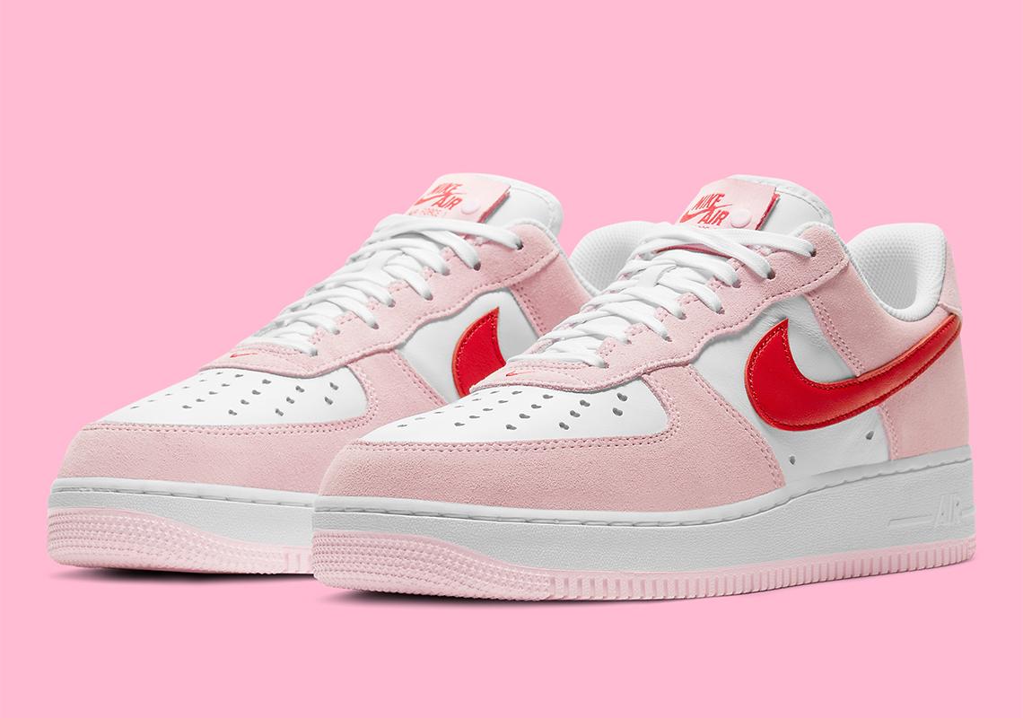 Valentine S Day Nike Air Force 1 Love Letter Dd3384 600 Gov
