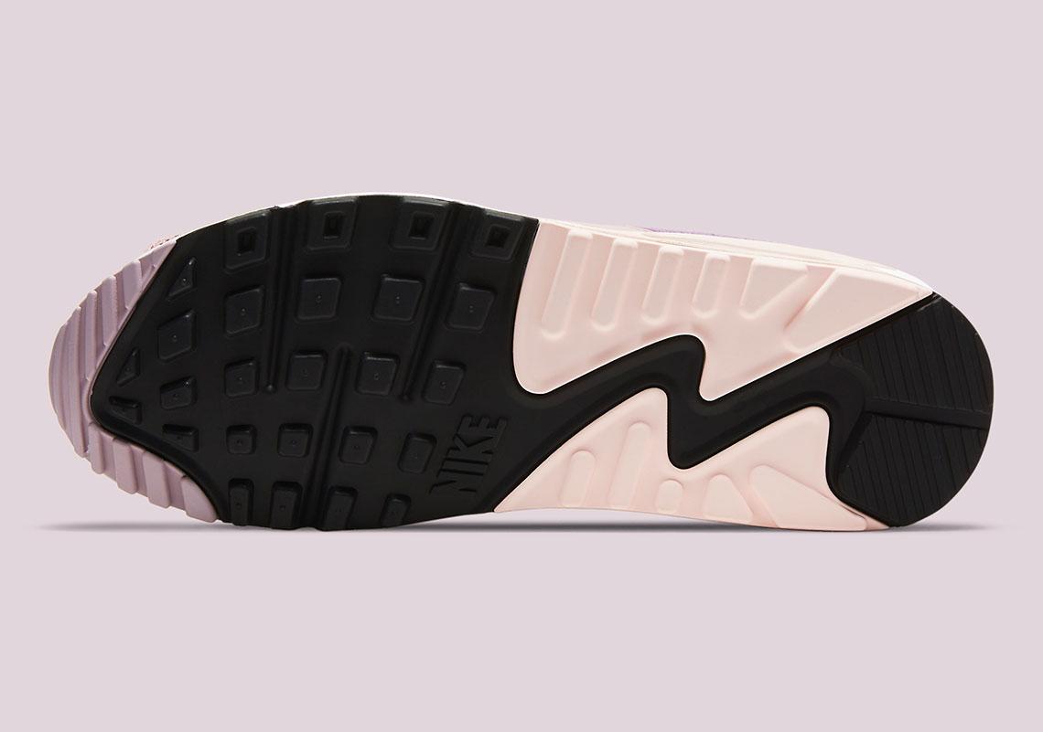 Nike Air Max 90 CV8819-100 Light Violet   SneakerNews.com