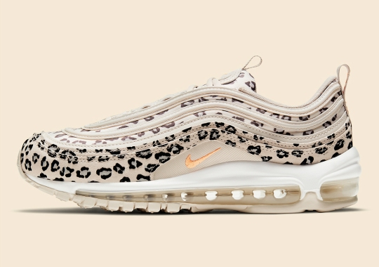 Sultry Leopard Prints Appears On The Nike Air Max 97