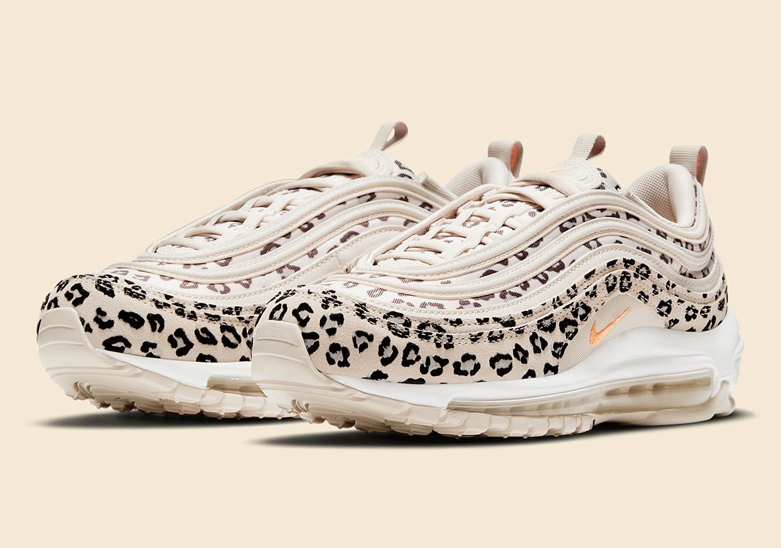 nike air max 97 leopardo