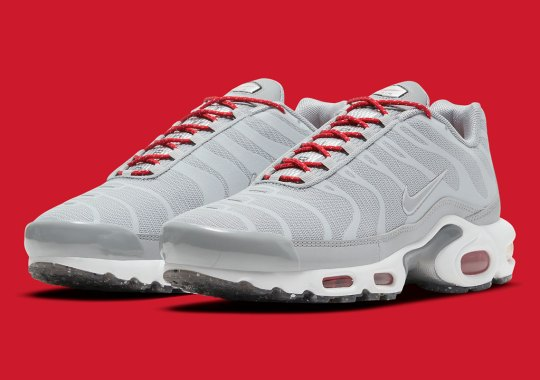 Nike Soles The Air Max Plus With Regrind Rubber