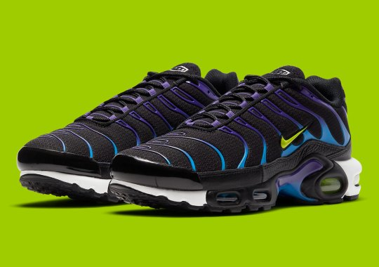 """Nike's """"Kaomoji"""" Pack Extends To The Air Max Plus"""