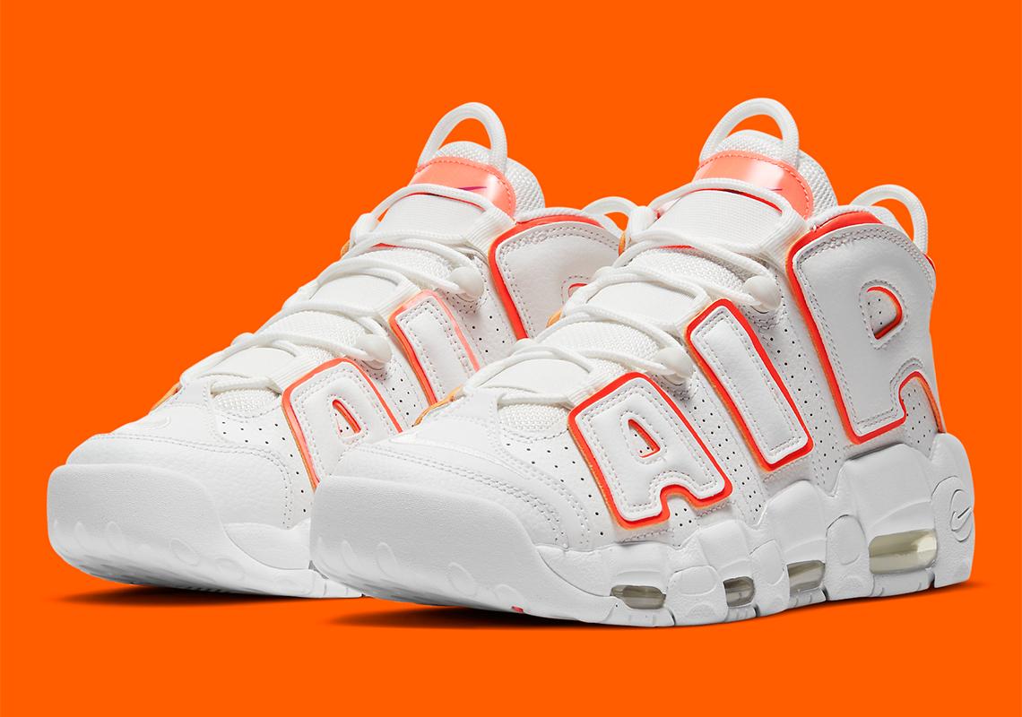 Comenzar declarar puenting  Nike Air More Uptempo