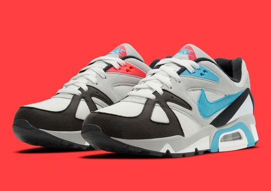 "Official Images Of The Nike Air Structure Triax '91 OG ""Infrared"""