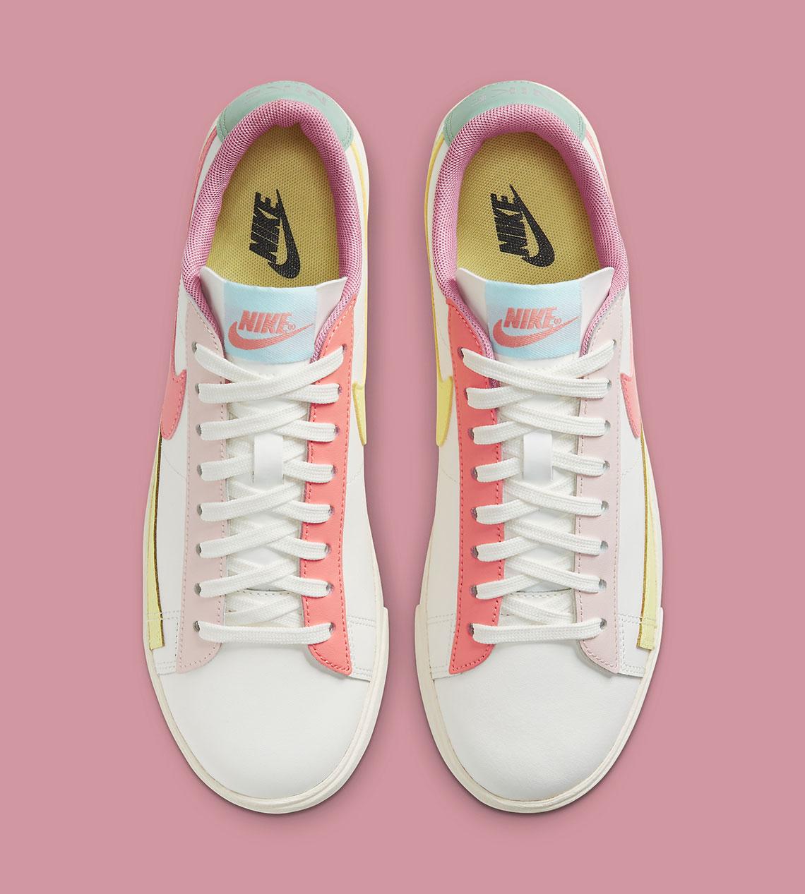 Nike Blazer Faible WMNS DJ0035-161 - Comparaland