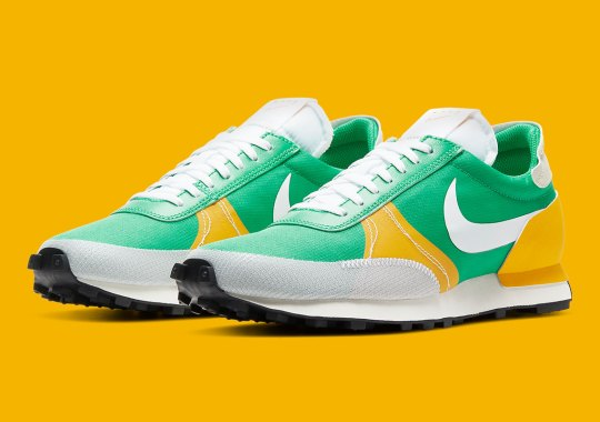 Oregon Colors Continue To Prevail With The Nike Daybreak Type SE