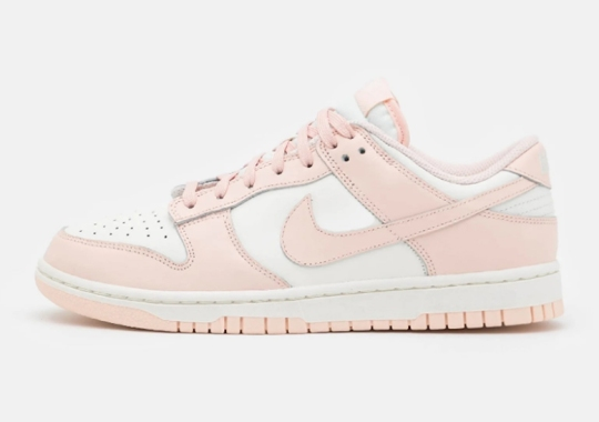 """The Nike Dunk Low """"Pearl Orange"""" Releases On February 11th"""