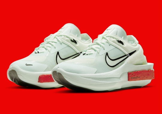 The Nike Fontanka Edge Emerges In White And Red