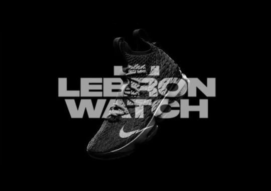 Nike Confirms The Return Of LeBron Watch; PE-Style Drops To Release The 23rd Of Every Month
