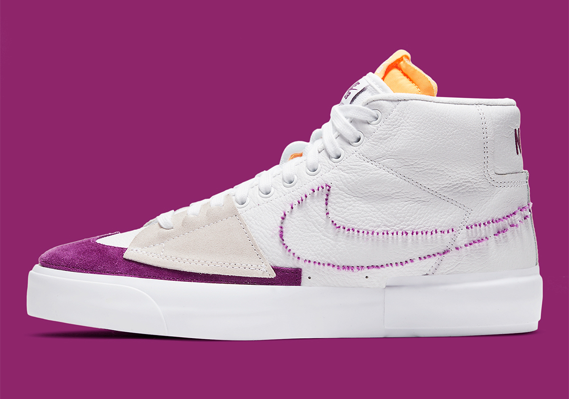 Nike SB Blazer Mid Edge DA2189-100 Release Date | SneakerNews.com