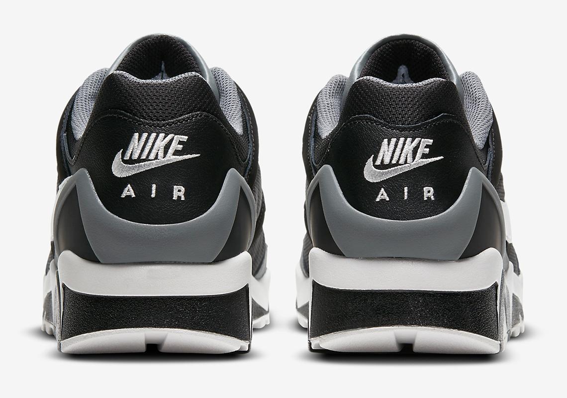 Experto Lujo Uluru  Nike Air Structure Triax 91 Black Grey White DB1549-001   SneakerNews.com