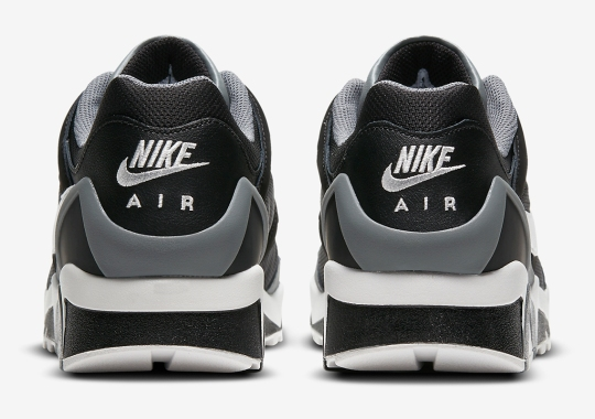 The Nike Air Structure Triax '91 Opts For A Colorless Package
