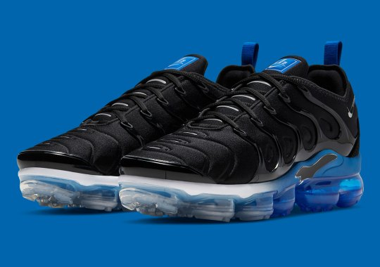 Penny Hardaway Would Be Pleased With This Nike Vapormax Plus