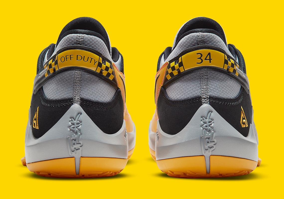 Nike Zoom Freak 2 Taxi Giannis Ck5825 006 Release Fitforhealth