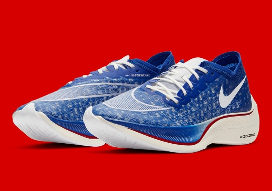 """Nike Zoom Vaporfly 4% """"BRS"""" Covered In All-Over-Print Pattern"""