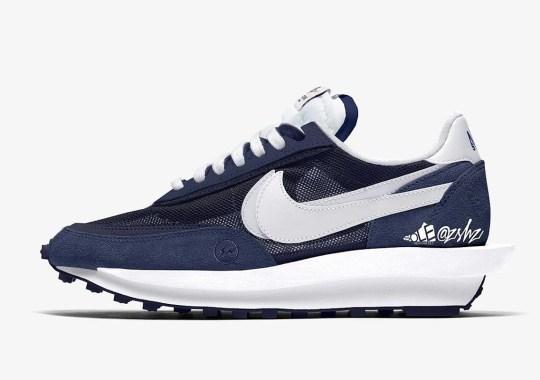 Fragment x sacai x Nike LDWaffle Releasing In Spring 2021