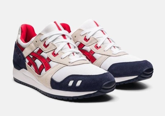"The ASICS GEL-Lyte III ""Emerging Market"" Nods To The Silhouette's Mid-2000s Rebirth"