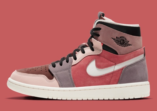 "Where To Buy The Air Jordan 1 Zoom CMFT ""Canyon Rust"""