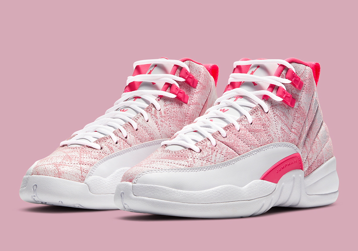 Air Jordan 12 White Hyper Pink Arctic Punch Release Date ...