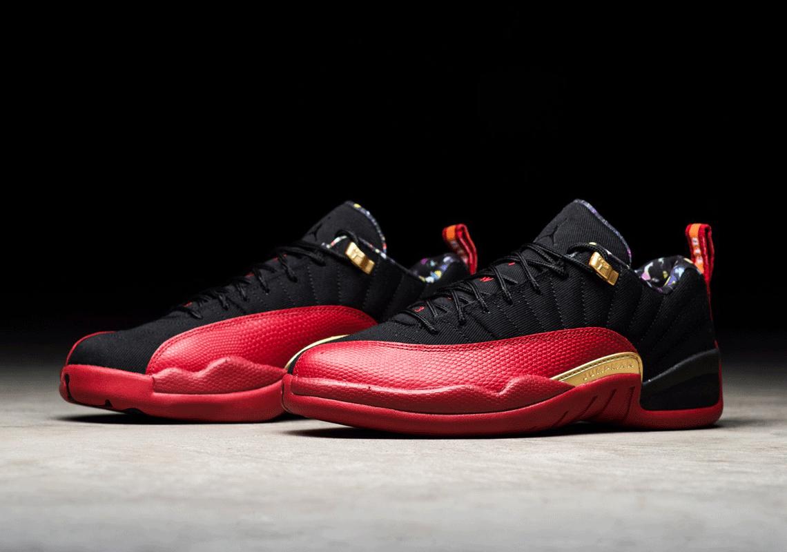 Air Jordan 12 Low Super Bowl LV DC1059-001 | SneakerNews.com