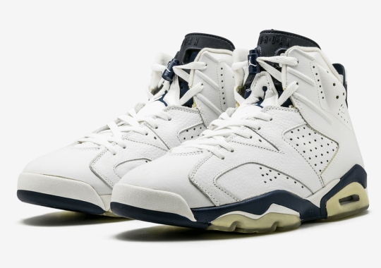 "The Air Jordan 6 ""Midnight Navy"" To Return Holiday 2021"
