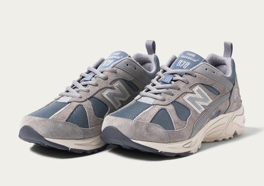 Beauty & Youth Applies An Attractive Grey Palette Onto The New Balance 878