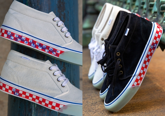 Jimmy Gorecki's JSP And Vault By Vans Honor A Philly Landmark With Upcoming Capsule