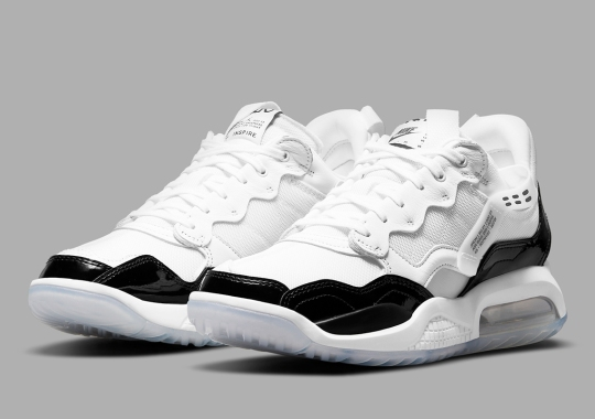 """The Jordan MA2 Does Its Best """"Concord"""" Impression"""