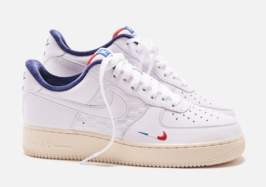 KITH Paris Commemorates Store Opening With Collaborative Nike Air Force 1
