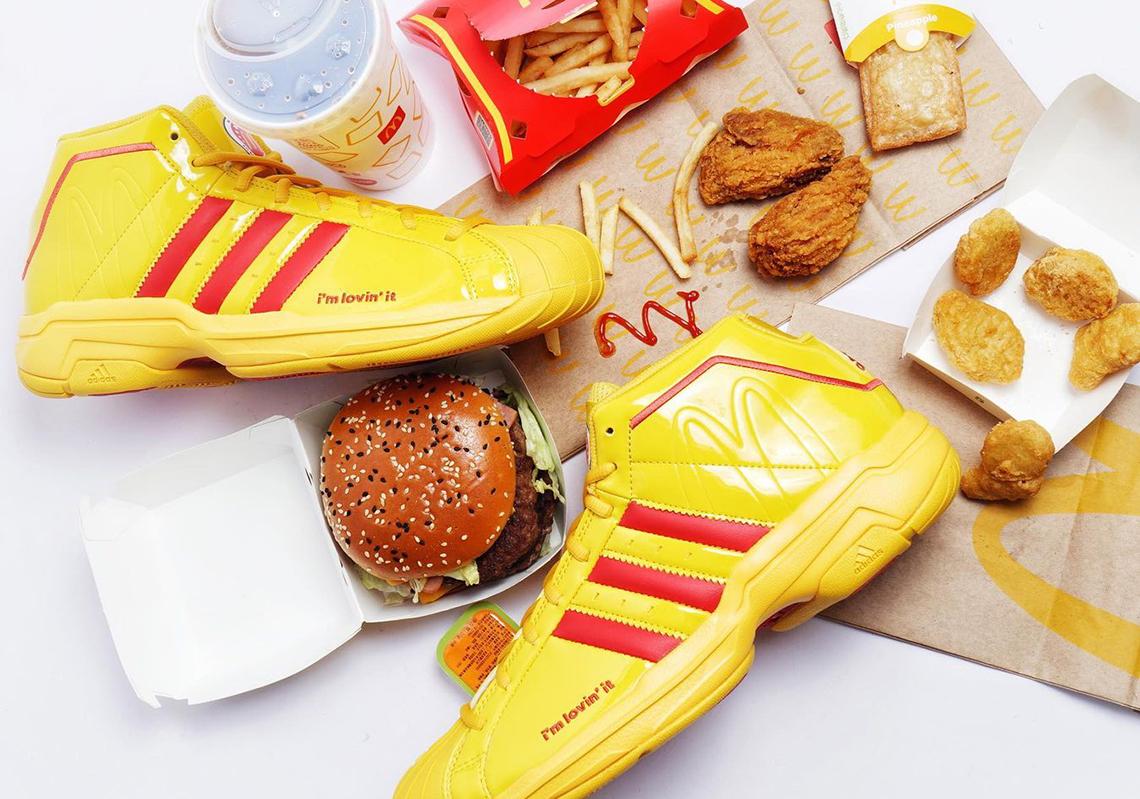 McDonald's All American Game adidas Pro Model 2G | Fitforhealth