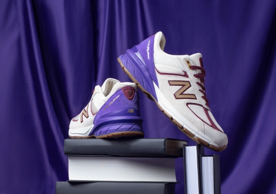 "New Balance's ""My Story Matters"" Capsule For Black History Month Includes The 990v5 And 574"