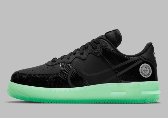 """Official Images Of The Nike Air Force 1 React """"All-Star"""""""
