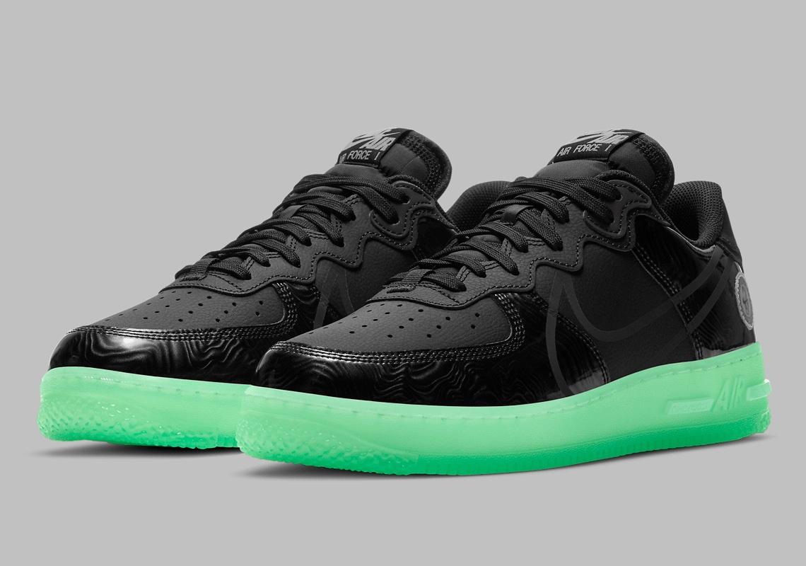 Nike Air Force 1 React All-Star 2021 CV2218-001 | SneakerNews.com