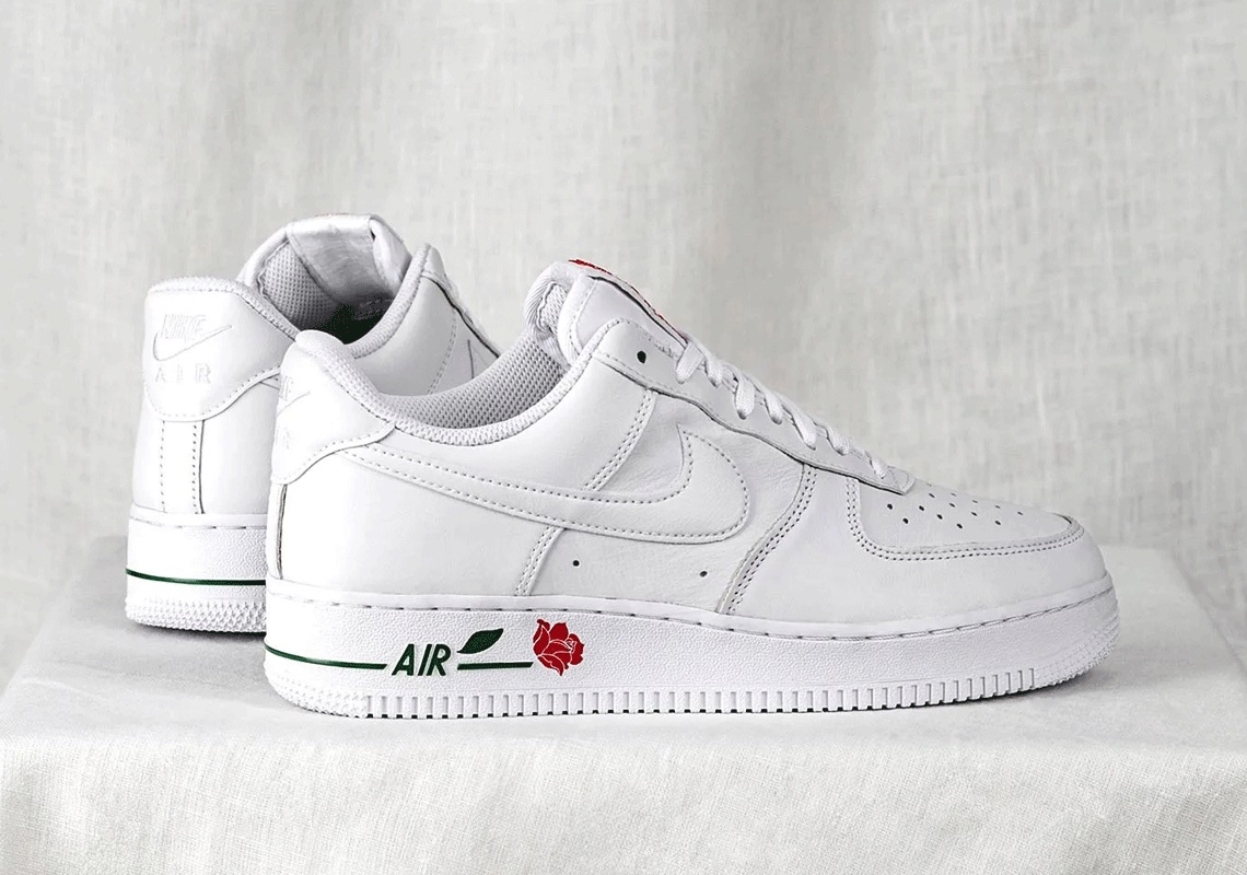 Nike Air Force 1 Low Thank You White CU6312-100 | SneakerNews.com