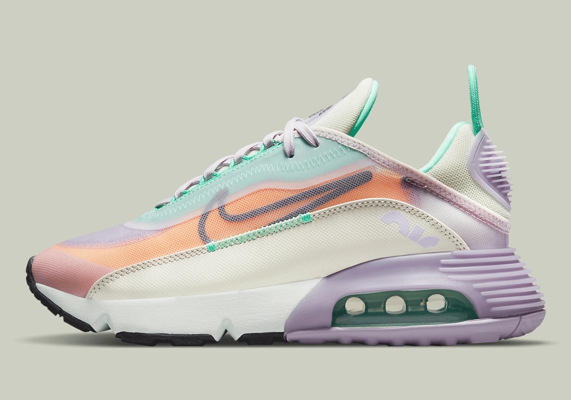 Nike Air Max 2090 Easter Multicolor CZ1516-500 | SneakerNews.com