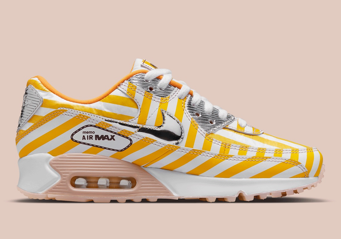 Nike Air Max 90 Yellow Red Chicken DD5481-735 | SneakerNews.com