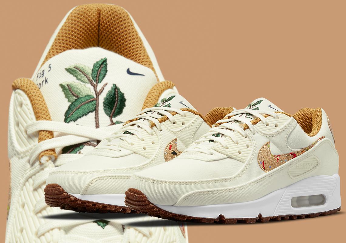 Nike Air Max 90 Cork DD0384-100 Release Info | SneakerNews.com