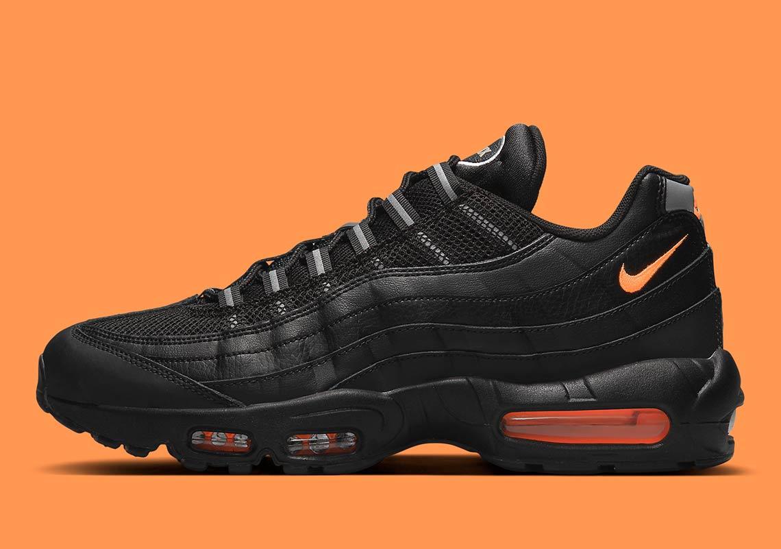 Nike Air Max 95 Halloween DJ6884-001 Release Info   SneakerNews.com