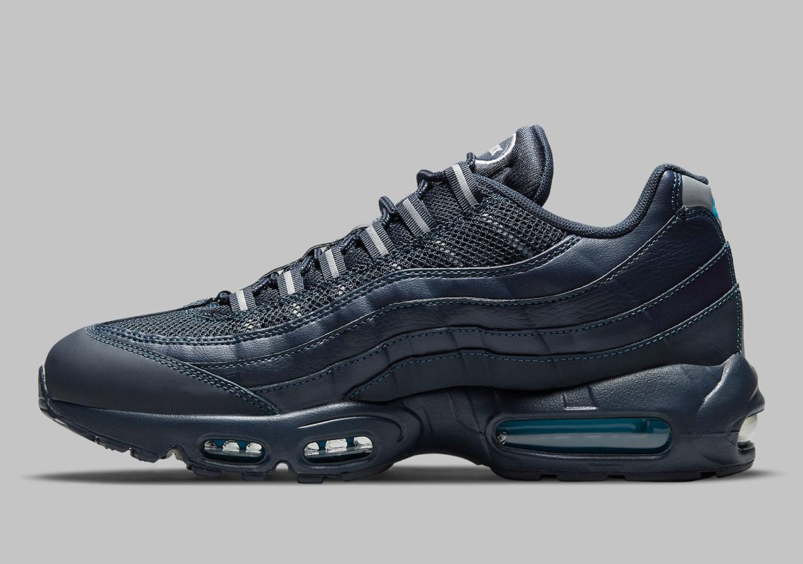 Nike Air Max 95 Navy DJ6884-400 Release Info | SneakerNews.com