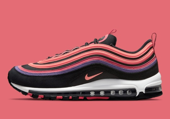 The Colors Of Dusk Set On The Nike Air Max 97