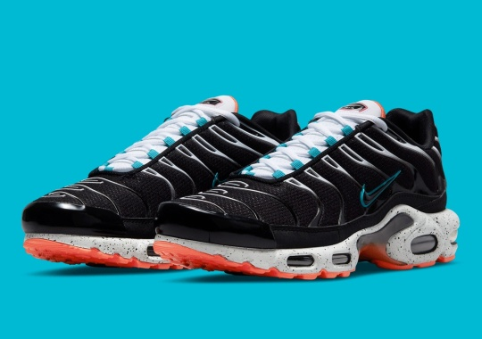 An Outdoors-Ready Palette Lands On This Nike Air Max Plus