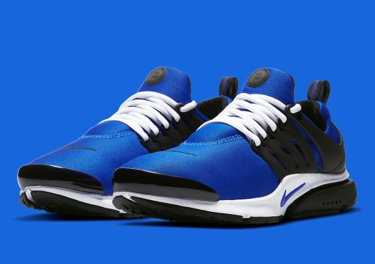 The Nike Air Presto Prepares For A Seasonal Return