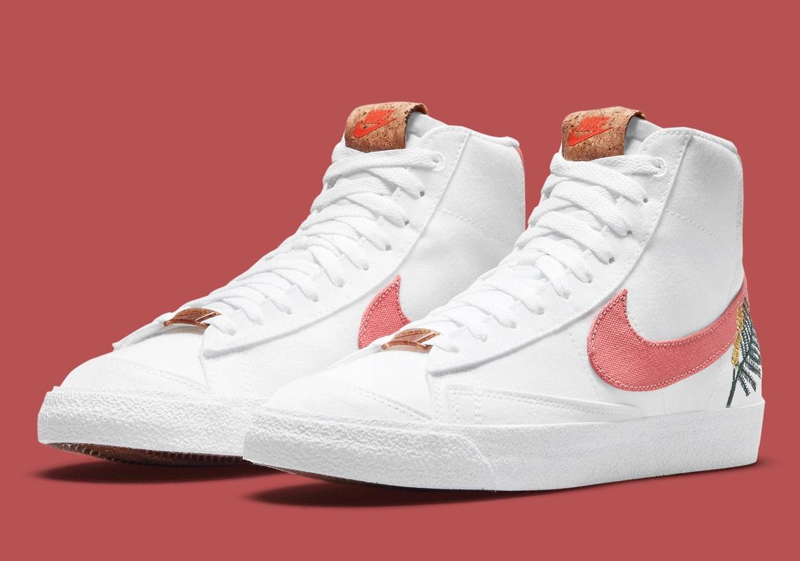 Nike Blazer Mid '77 Catechu DC9265-101 Release   SneakerNews.com