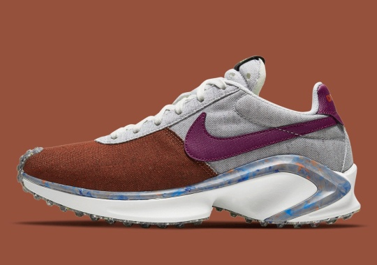 Nike's Sustainable Movement Hits The D/MS/X Waffle