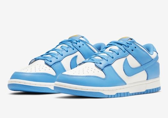 "The Nike Dunk Low ""Coast"" Releases Tomorrow"