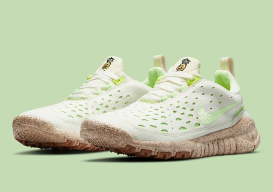 The Happy Pineapple Plays A Role In The Nike Free Run Trail's Comeback