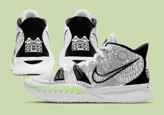 This Nike Kyrie 7 References Brooklyn's Influence On Hip-Hop