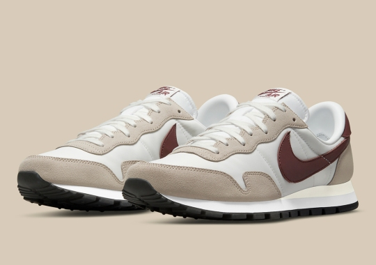The Nike Pegasus '83 Opts For Class With Tan And Brown