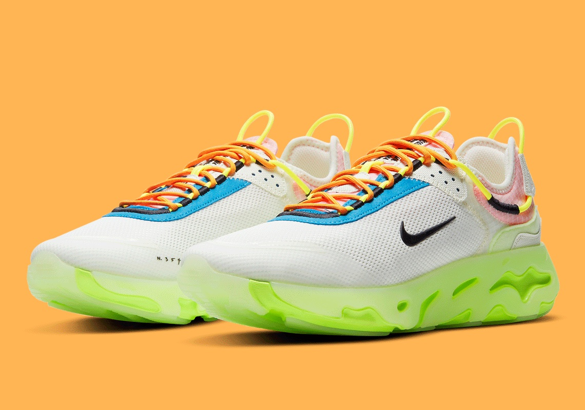 Nike React Live CV1772-100 Release Date | SneakerNews.com