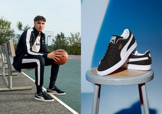 """PUMA Introduces The Suede XXI, Their """"Refreshed"""" Take On An Icon"""